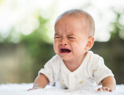 Crying baby (what could be wrong?)